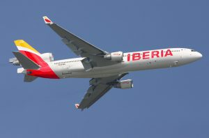 Iberia Avión