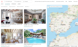 Airbnb Pagina Web