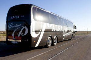 Autobus Alsa