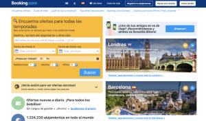Booking Web
