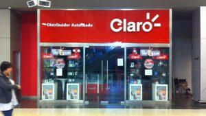 Tienda Claro Chile